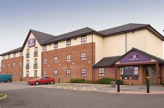 Premier Inn Stafford North - Spitfire