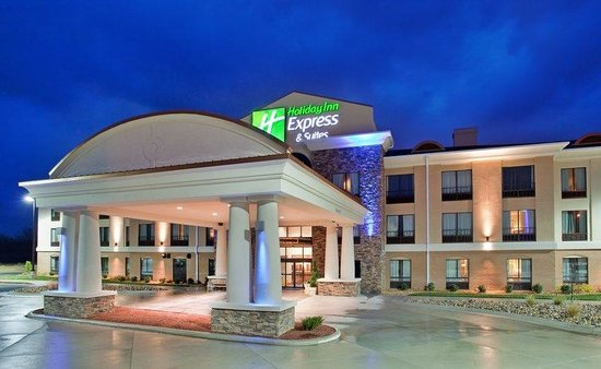 ‪Holiday Inn Express Saint Robert-Fort Leonard Wood‬