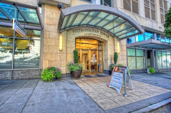 Metropolitan Tower Apartments (Seattle, WA) - Condominium ...