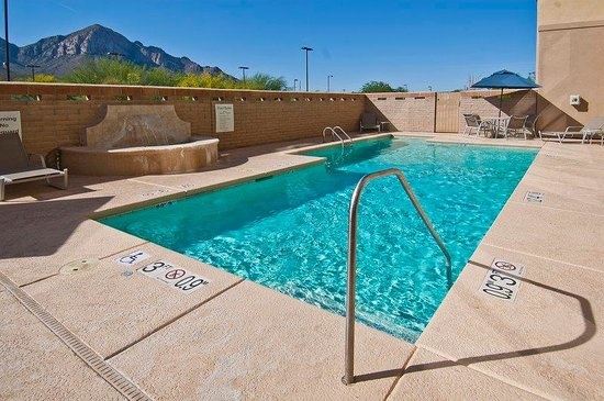 Oro valley images vacation pictures of oro valley az for Heated garden swimming pools