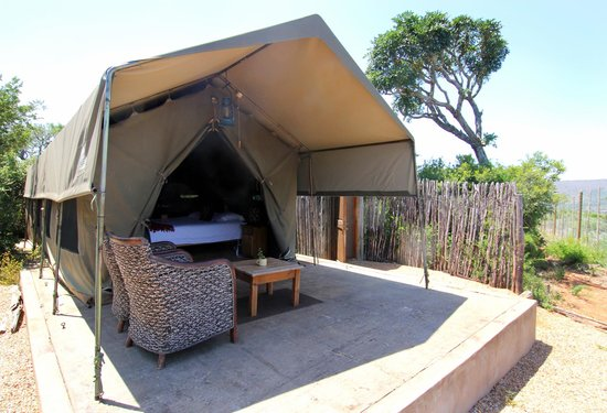 ‪Amakhala Woodbury Tented Camp‬