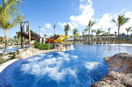 Family Club at Barcelo Bavaro Palace Deluxe Hotel