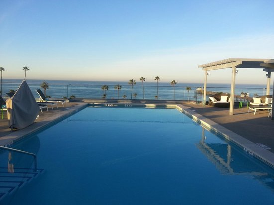 Swimming Pool Picture Of Springhill Suites San Diego Oceanside Downtown Oceanside Tripadvisor