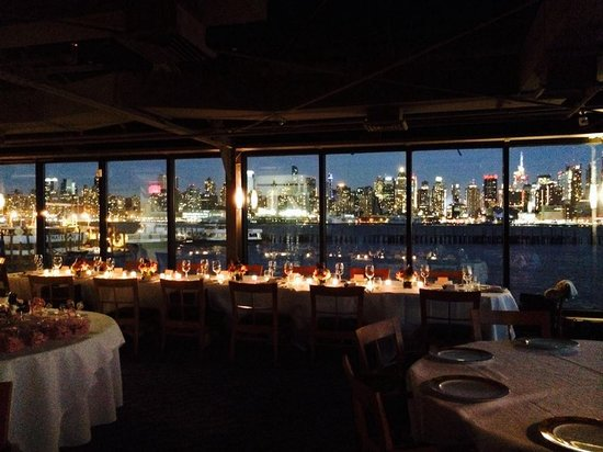 Molos private event picture of molos restaurant for Best private dining rooms nj