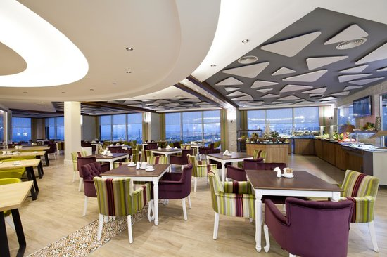 Restaurant picture of grand altuntas hotel aksaray for Aksaray hotels