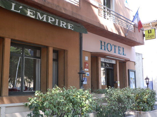 Photo of Logis Empire Hotel Nîmes