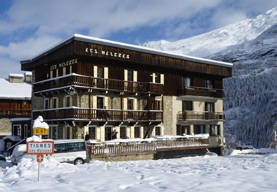 chalet hotel les melezes tignes lodge reviews tripadvisor
