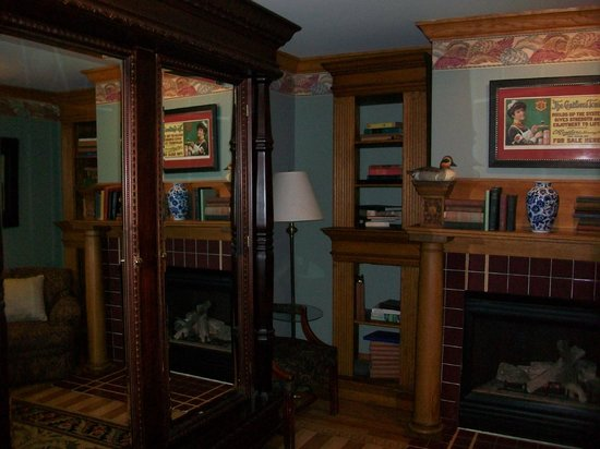 Gas Fireplace Wall Picture Of Three Chimneys Inn Durham