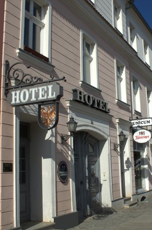 ‪City Hotel Neuruppin‬