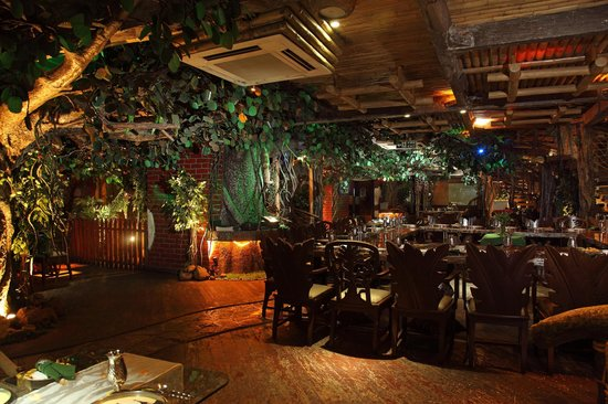 Serengeti Forest Theme Based Specialty Restaurant