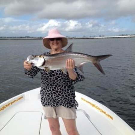 The wife 39 s first fish for Puerto rico fishing charters