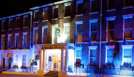BEST WESTERN Feathers Liverpool Hotel