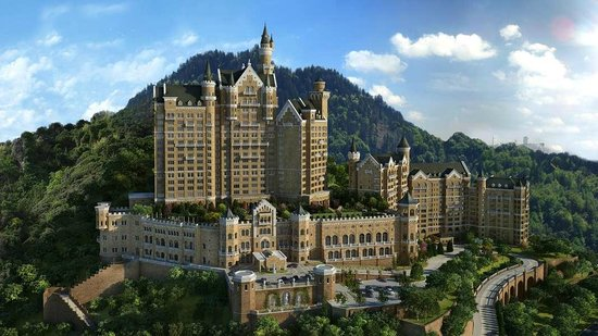 The Castle Hotel A Luxury Collection Hotel Dalian(Soft Opening on JULY 30, 2014)