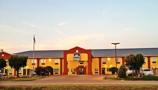 BEST WESTERN Sand Springs Inn & Suites