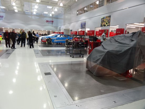 Shop 4 Picture Of Hendrick Motorsports Complex