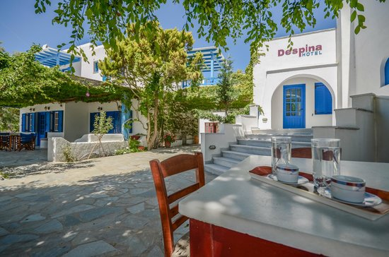 Photo of Hotel Despina Naxos
