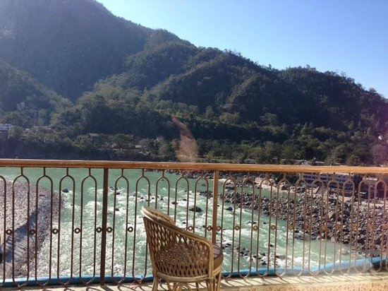 View from room for Terrace jhula
