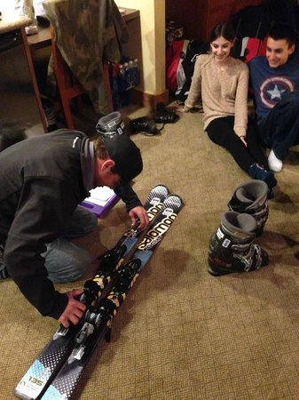 Black Tie Ski Rentals of Crested Butte