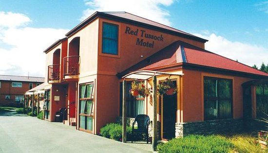 Red Tussock Motel