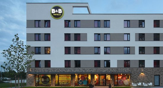 Bb Hotel Frankfurt City Ost