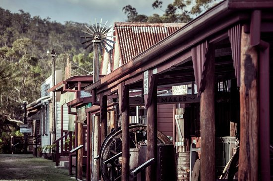 Historic Village Herberton