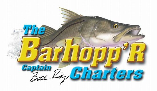 Kayak Fishing With The BarHopp'R Capt. Butch Rickey - Private Trips