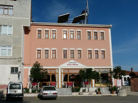 Hattusas Pension And Hotel Baykal