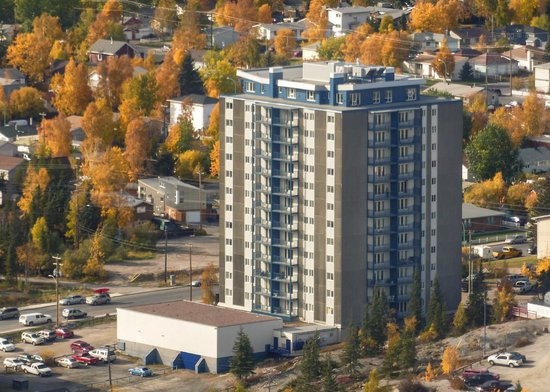 Photo of Coast Fraser Tower Yellowknife