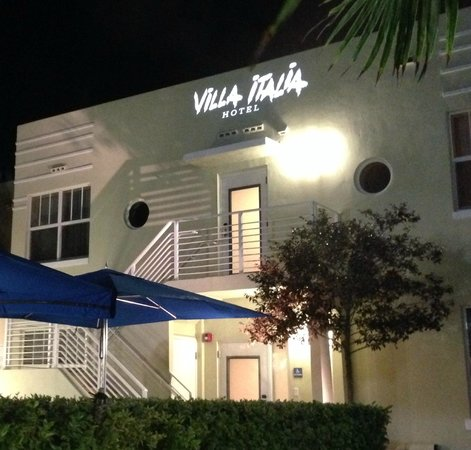 Photo of Villa Italia Hotel Miami Beach