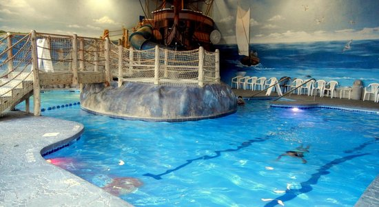 Whole Pool To Ourselves Picture Of John Carver Inn Plymouth Tripadvisor