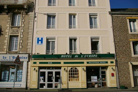Photo of Hotel de l'Europe Saint-Malo
