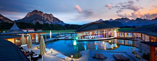 Das Koenig Ludwig Wellness & SPA Resort Allgaeu