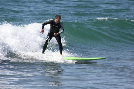 Learn To Rip Surf Lessons
