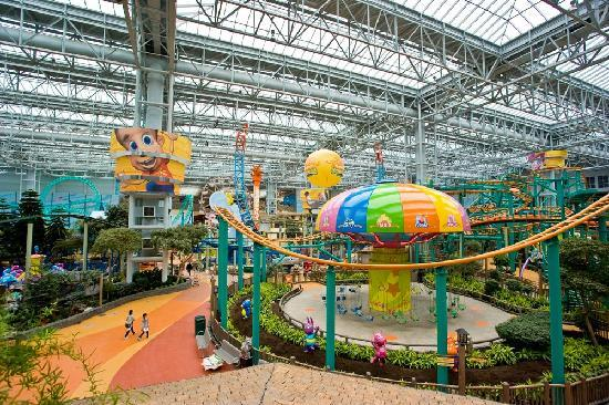 Bloomington, MN: Nickelodeon Universe at Mall of America