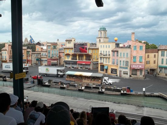 Lights Motors Action Picture Of Disney 39 S Hollywood