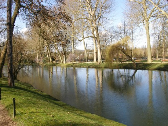 10 things to do near hotel mercure saint quentin en for Attraction yvelines