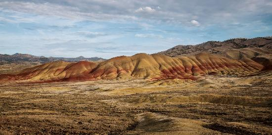 The 7 Wonders of Oregon: Painted Hills