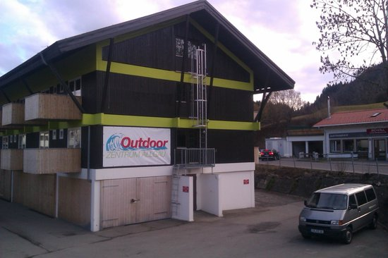 Outdoorzentrum Allgau