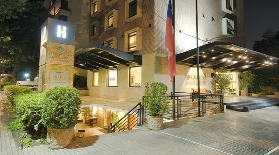 Photo of Hotel Rugendas Santiago