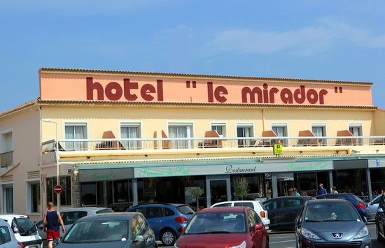Photo of HOTEL LE MIRADOR Portiragnes