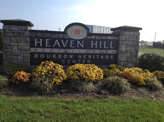 Heaven Hill Warehouses 2 Picture Of Heaven Hill Bourbon Heritage Center Bardstown Tripadvisor