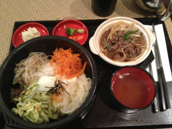home recipe to cook at home bibimbap at home recipe bibimbap at home ...
