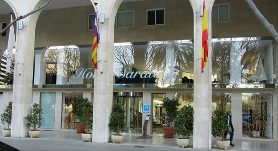 Photo of Hotel Saratoga Palma