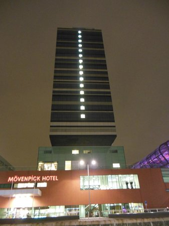 Moevenpick Hotel Amsterdam City Center: Hotel