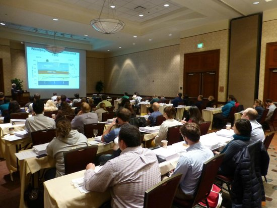 Princeton Groundwater Continuing Educ Course Feb 2014 Picture Of Embassy Suites Hotel Tampa