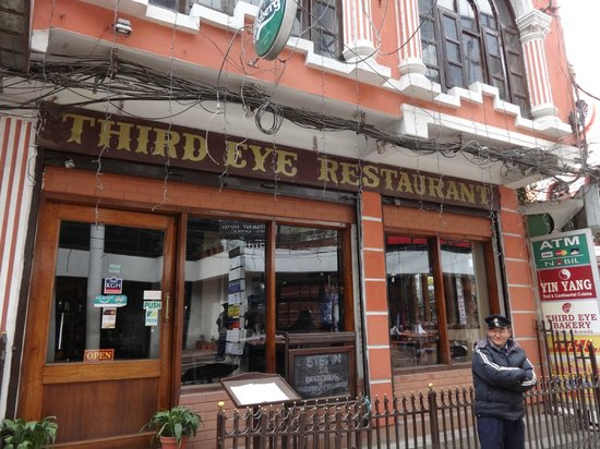 Nice decoration picture of third eye restaurant