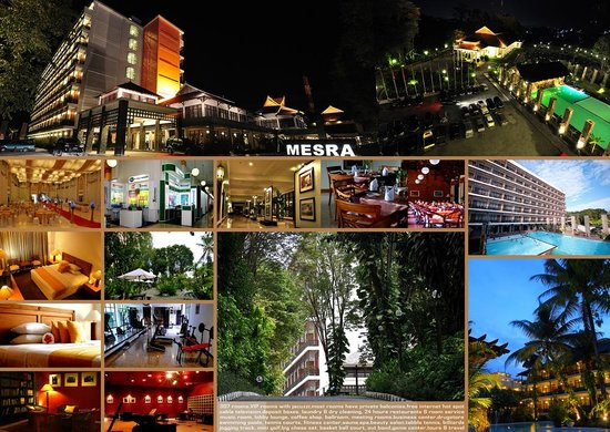 Mesra Business & Resort Hotel