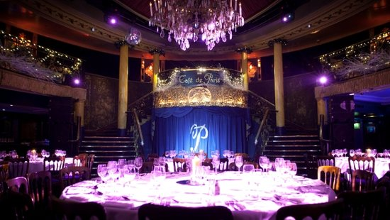 cafe de paris cabaret dining london soho restaurant reviews phone number photos. Black Bedroom Furniture Sets. Home Design Ideas