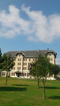 Photo of Best Western Grand Hotel De Paris Villard-de-Lans