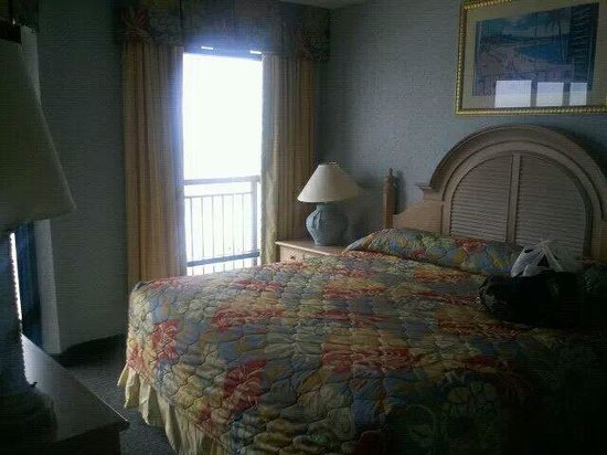 Bedroom One In 3bedroom Condo Picture Of Long Bay Resort Myrtle Beach Tr